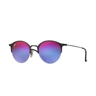 f969fecf79115 Óculos de Sol Ray-Ban Round Feminino