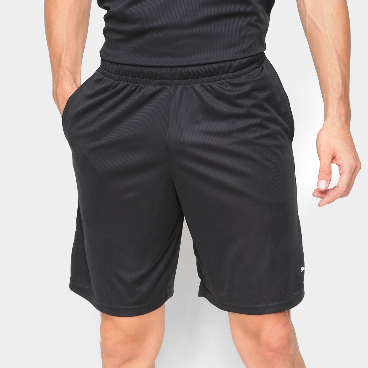 "Short Puma Performance Knit 10"" M Masculino"