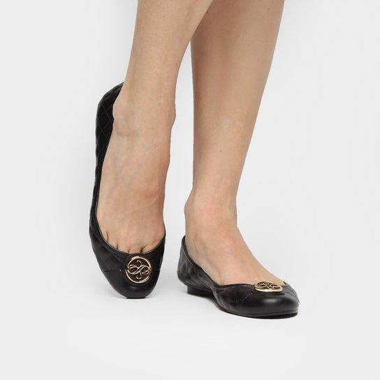 5cf2b22cdc Sapatilha Shoestock Injetada Medalha - Preto