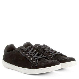 74f1b77048 Sapatênis Couro Shoestock Nobuck Masculino