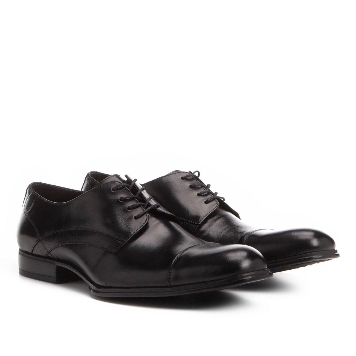 402011fb4 Sapato Social Couro Shoestock Revere
