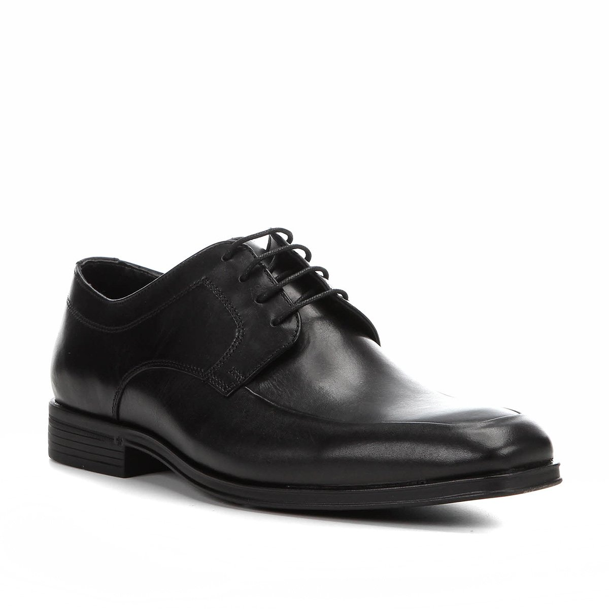 Sapato Social Couro Shoestock Cadarço Masculino