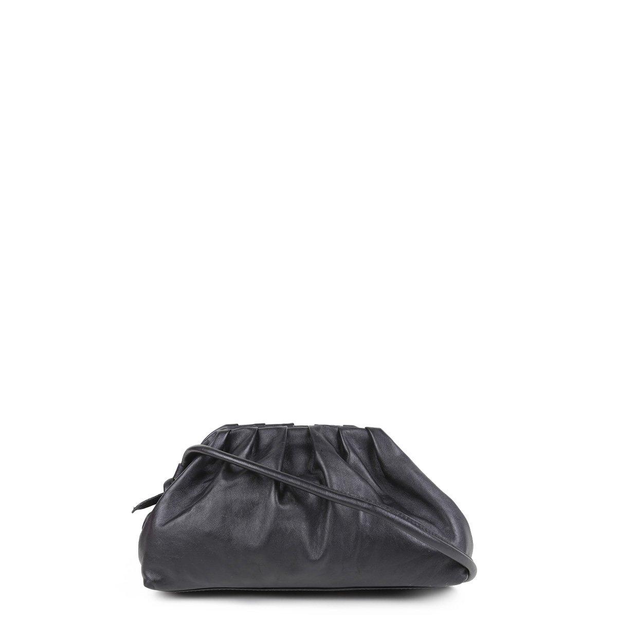 Bolsa Couro Shoestock Slouchy Bag Feminina
