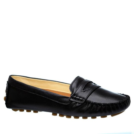 3f0261db8f Mocassim Driver Couro 514 Doctor Shoes Feminino - Compre Agora