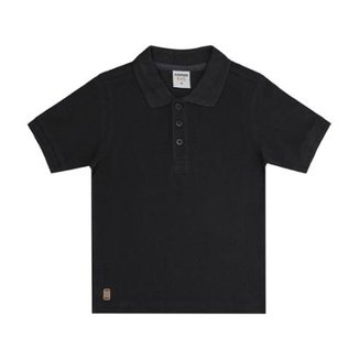 Camisa Polo Infantil Rovitex Kids Masculina b5414835161