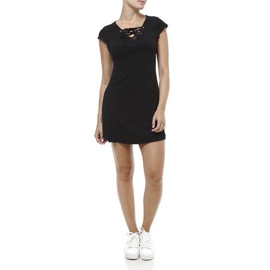 51af3c611b Vestido Curto Feminino Autentique Rosa - Compre Agora