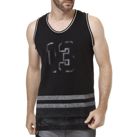 78e0b89c92 Camiseta Regata Masculina Preto - Compre Agora