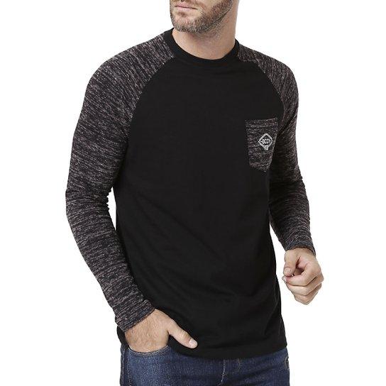 145b23997 Modelo Camisete Manga Longa Compre Camiseta Masculina Gola - Amatcard.co