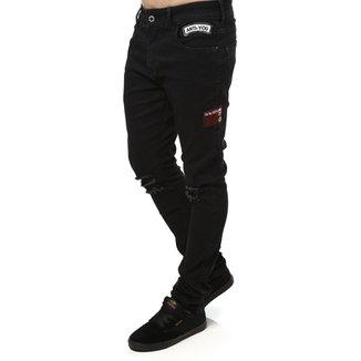 Calça Jeans Vizzy Masculina 1e4ee22bc0d