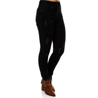 Calça Jeans Vizzy Feminina c4b5b3d3ea1
