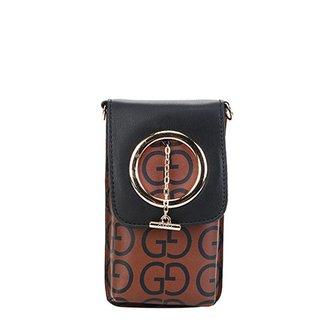 42609b535 Bolsa Gash Porta Celular Plus Feminina