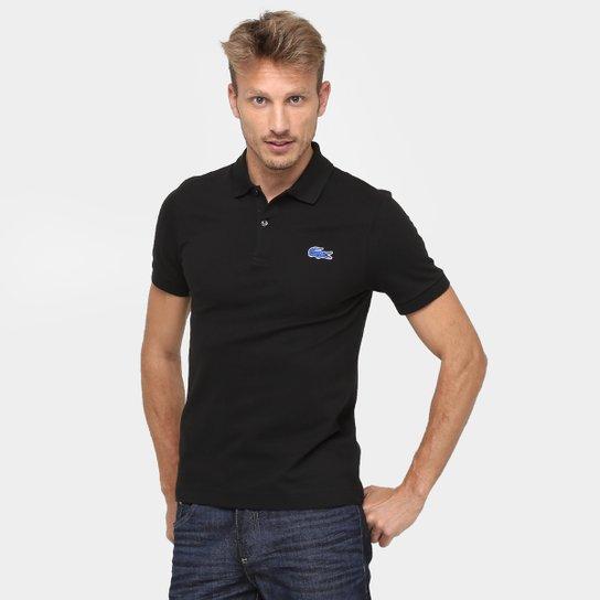 daafe02403b02 Camisa Polo Lacoste Piquet Lisa Ultra Slim Fit - Compre Agora