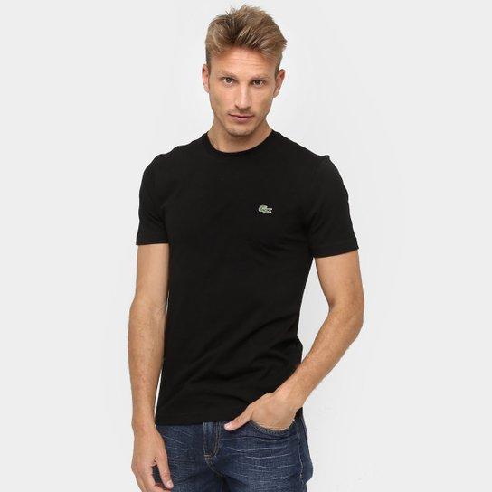62fbf9b7e9502 Camiseta Lacoste Live Básica - Compre Agora   Zattini