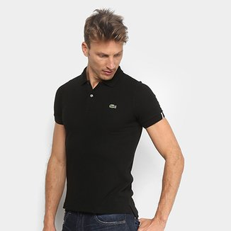 e6a83ea90 Camisa Polo Lacoste Básica Live Masculina