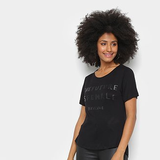 80e8ceaae Camiseta Morena Rosa The Future Is Female