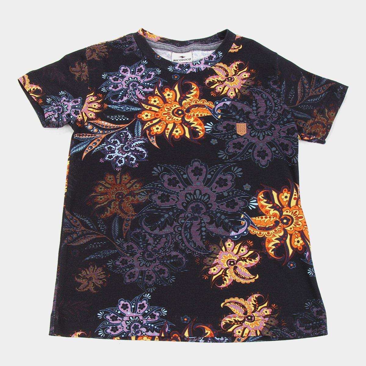 Camiseta Digital Infantil Nicoboco Empoleon Masculina