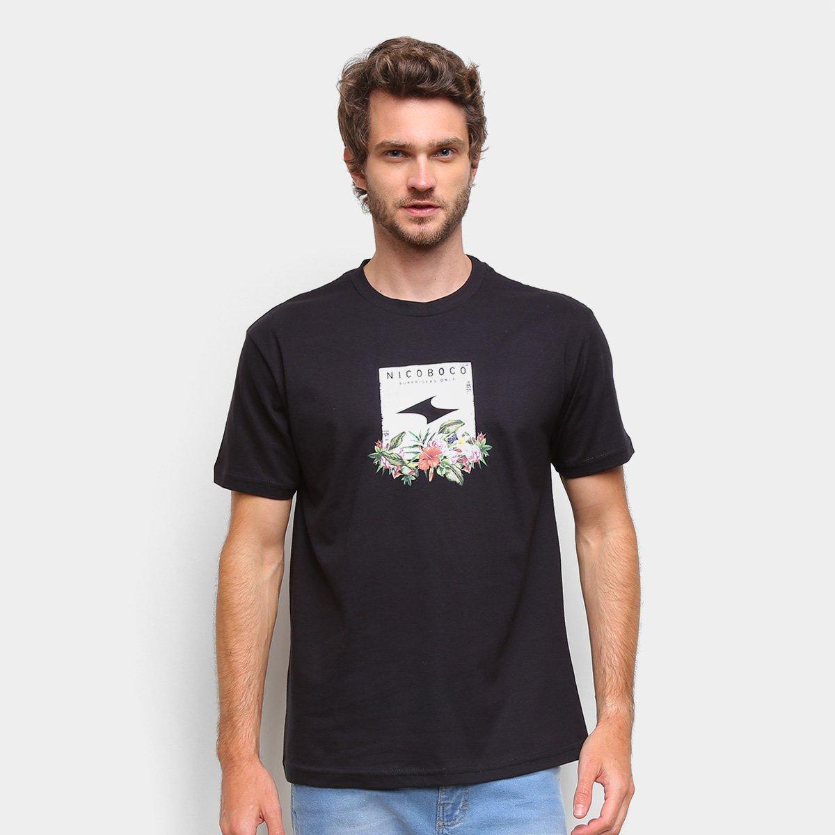 Camiseta Nicoboco Cherubi Masculina