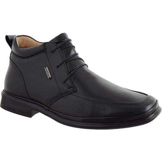 7f6539f9d Sapato Casual Conforto Mafisa Cadarço - Preto - Compre Agora | Zattini