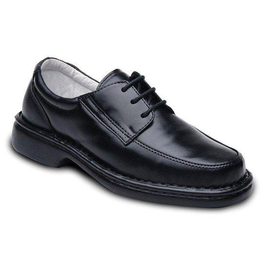 85f88892d0 Sapato Casual Conforto Masculino Ranster - Preto