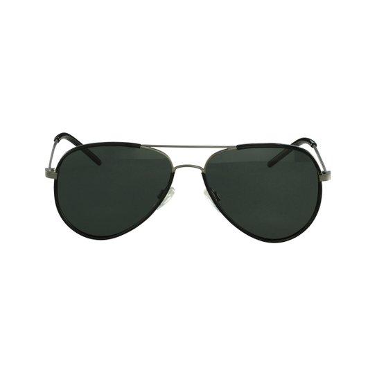 Óculos De Sol Polaroid Aviador - Compre Agora   Zattini e11d6cde38
