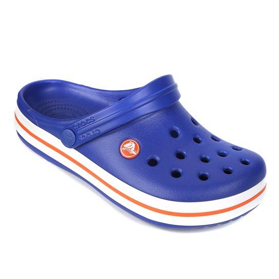 0a3cbc1926 Sandália Crocs Infantil Crocband - Azul