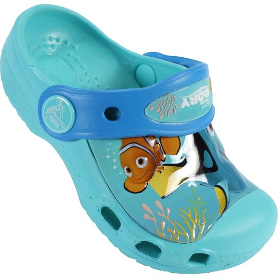 f1e1f96640 Sandalia Inf. Crocs Find Dory - Compre Agora