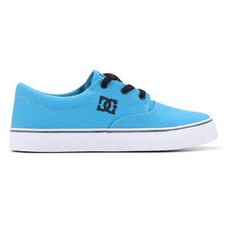 aa0280c346 Tênis Infantil DC Shoes Flash 2 Tx La Masculino