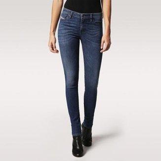 250c20f717 Calça Jeans Diesel Skinzee Feminina