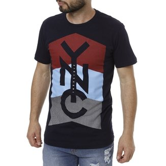 8065677c28 Camiseta Manga Curta Masculina industrie