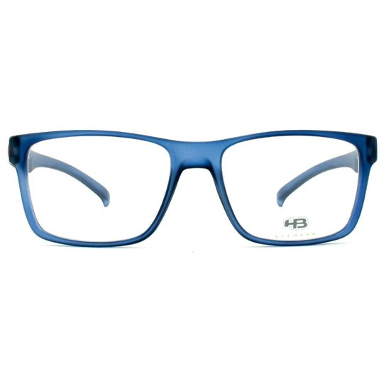 e83fe5649eb73 Armação de Óculos de Grau HB Polytech 93108 73733 52 - Compre Agora ...