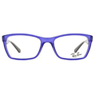 Armação Óculos de Grau Ray Ban RX7033L 5444-52 1cf186180a