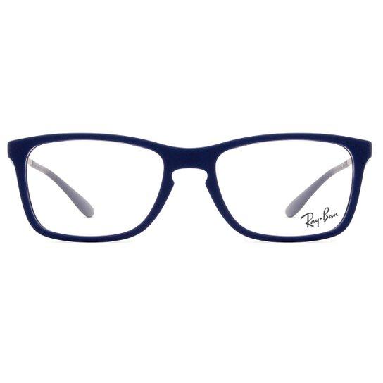 Armação Óculos de Grau Ray Ban RX7072L 5587-54 - Compre Agora   Zattini f6dcef63fd