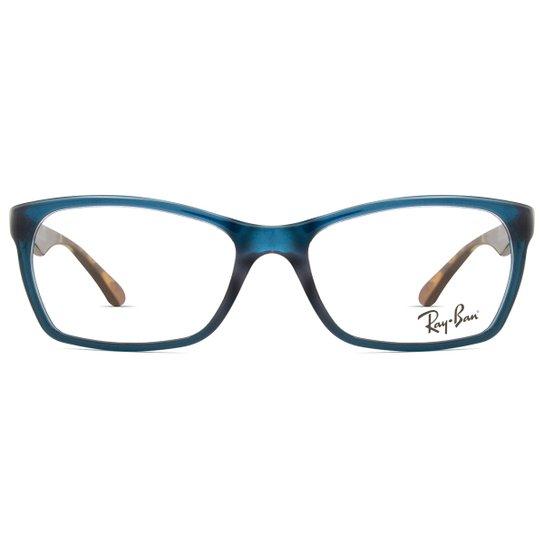 Armação Óculos de Grau Ray Ban RX7033L 5704-52 - Compre Agora   Zattini 2fabb9f2fe