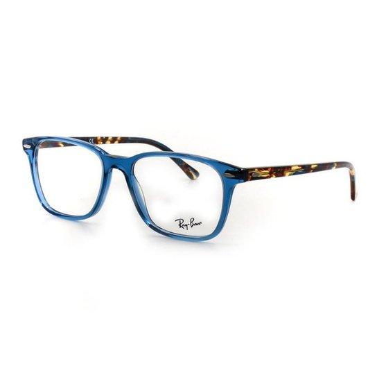 1148bd929 Armação De Óculos De Grau Ray Ban 7119 T 55 C 8024 | Zattini