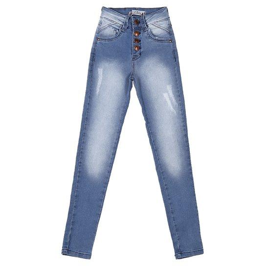 183c5f3c2 Calça Jeans Juvenil Para Menina - Azul | Zattini