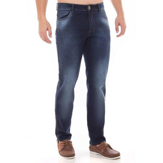 3ca11c994 Calça Jeans Slim Fit Denúncia Masculina | Zattini