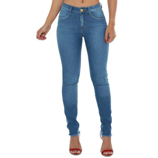 c70f55724 Calça Jeans Denuncia Mid Rise Skinny Feminina | Zattini