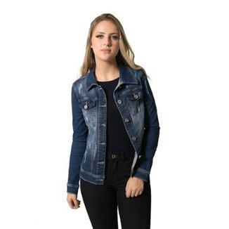 13fc6c0c48 Compre Jaqueta Jeans Feminina Online | Zattini