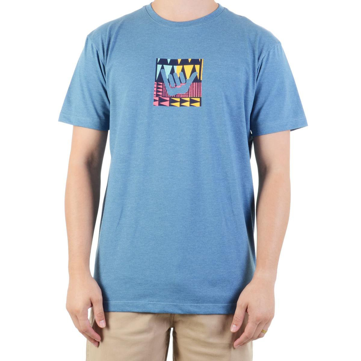Camiseta Hang Loose Logotrib Masculina