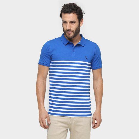Camisa Polo Reserva Piquet Listrada - Compre Agora  aef9020a07a69