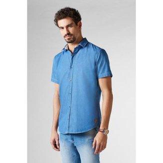 d8355a20d1381 Camisa Pf Jeans Mc Regular Caibi A Reserva Masculina