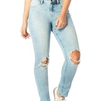 Calça Jeans Denim Zero Skinny Média Detonada-DZ2543 9d93118c3c258