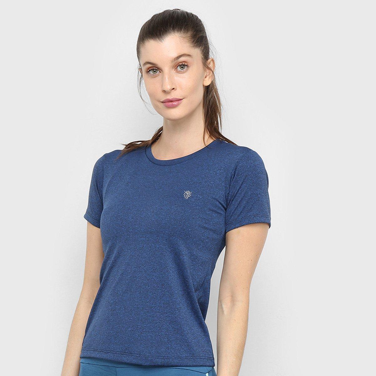 Camiseta Gonew Mescla Fast Feminina