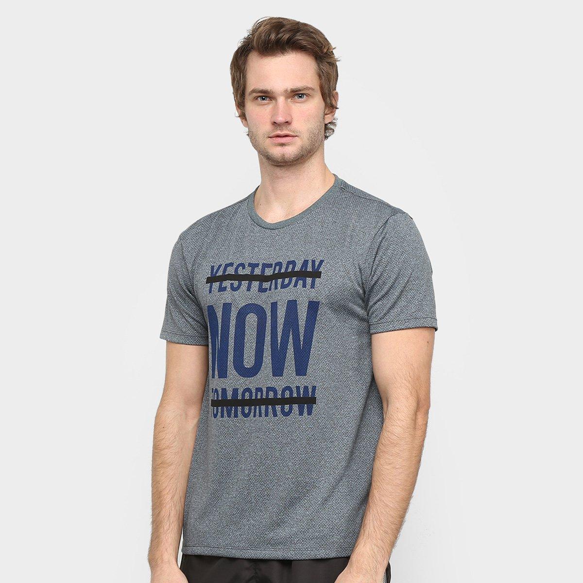 Camiseta Gonew Yesterday Now Tomorrow Masculina