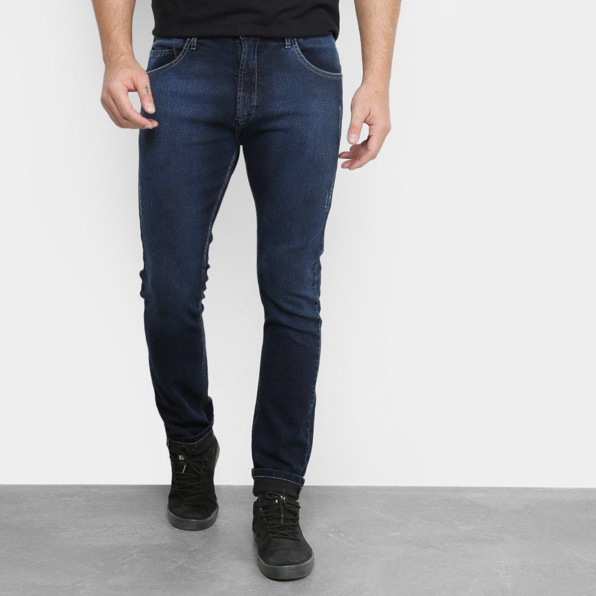 Calça Jeans HD Básica Masculina