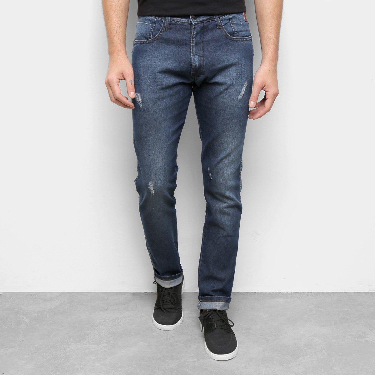Calça Jeans HD Dark Masculina