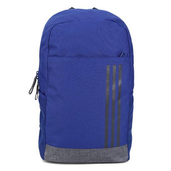 ea1f6e581 Mochila Adidas Classic M 3S - Azul | Zattini