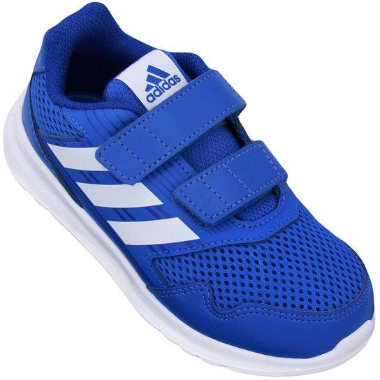 1ec2b1d69bc Tênis Infantil Adidas Altarun - Azul - Compre Agora
