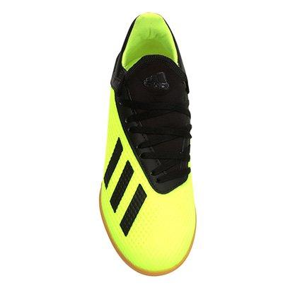 8eb67a6594e3c ... Chuteira Futsal Infantil Adidas X Tango 18 3 IN. Passe o mouse para ver  o Zoom