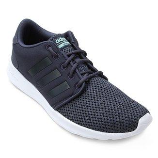 b5c4abb9e52 Tênis Adidas Feminino Azul Tamanho 37